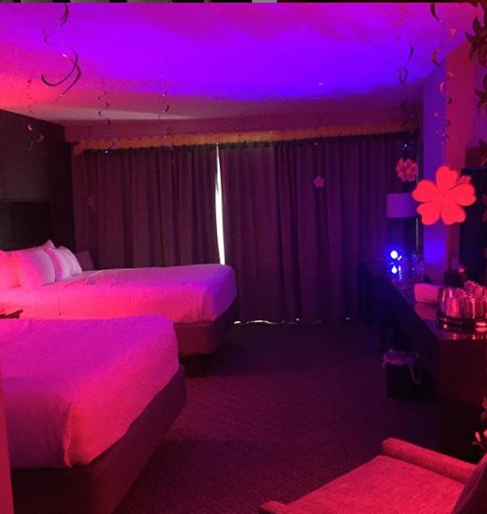 BnB's room at NiN